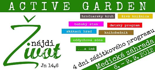 Active Garden 2012